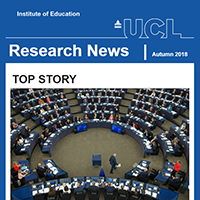 Research News: Autumn 2018 edition