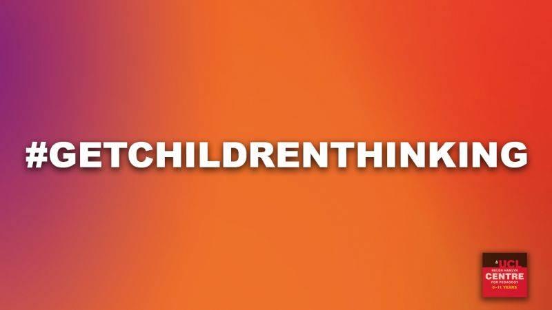 #GetChildrenThinking