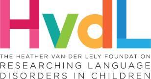 Heather van der Lely Foundation logo