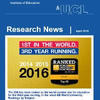 Research News April 2016