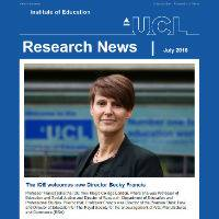 Reaserach News July 2016