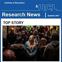 IOE Research News: Summer 2017