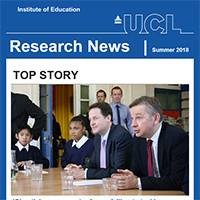 IOE Research News: Summer 2018