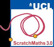 UCL ScratchMaths 3.0 logo
