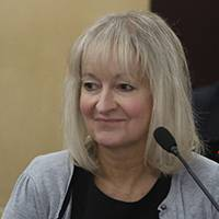 Professor Sue Rogers