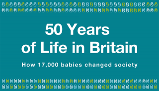 50 Years of life in Britain podcast series by the Centre for Longitudinal Studies