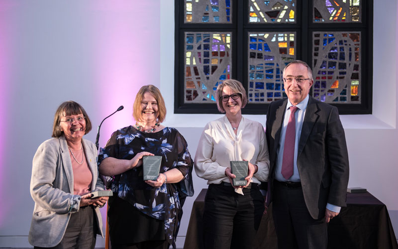 UCL Provost's Public Engagement award ceremony 2019. Image: © Natalia Janula