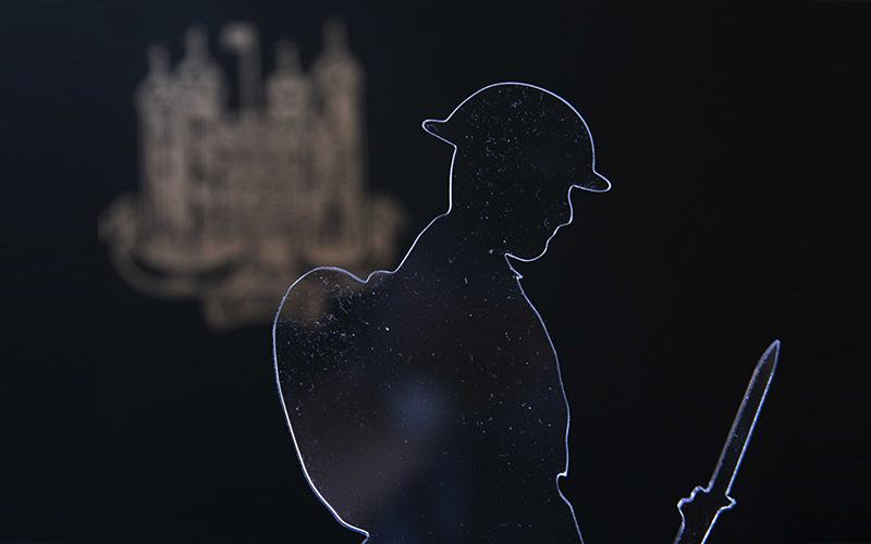 UCL First World War centenary (Photo: John Cobb)