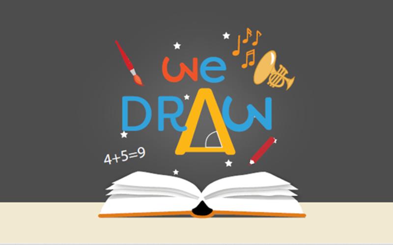 WeDraw logo