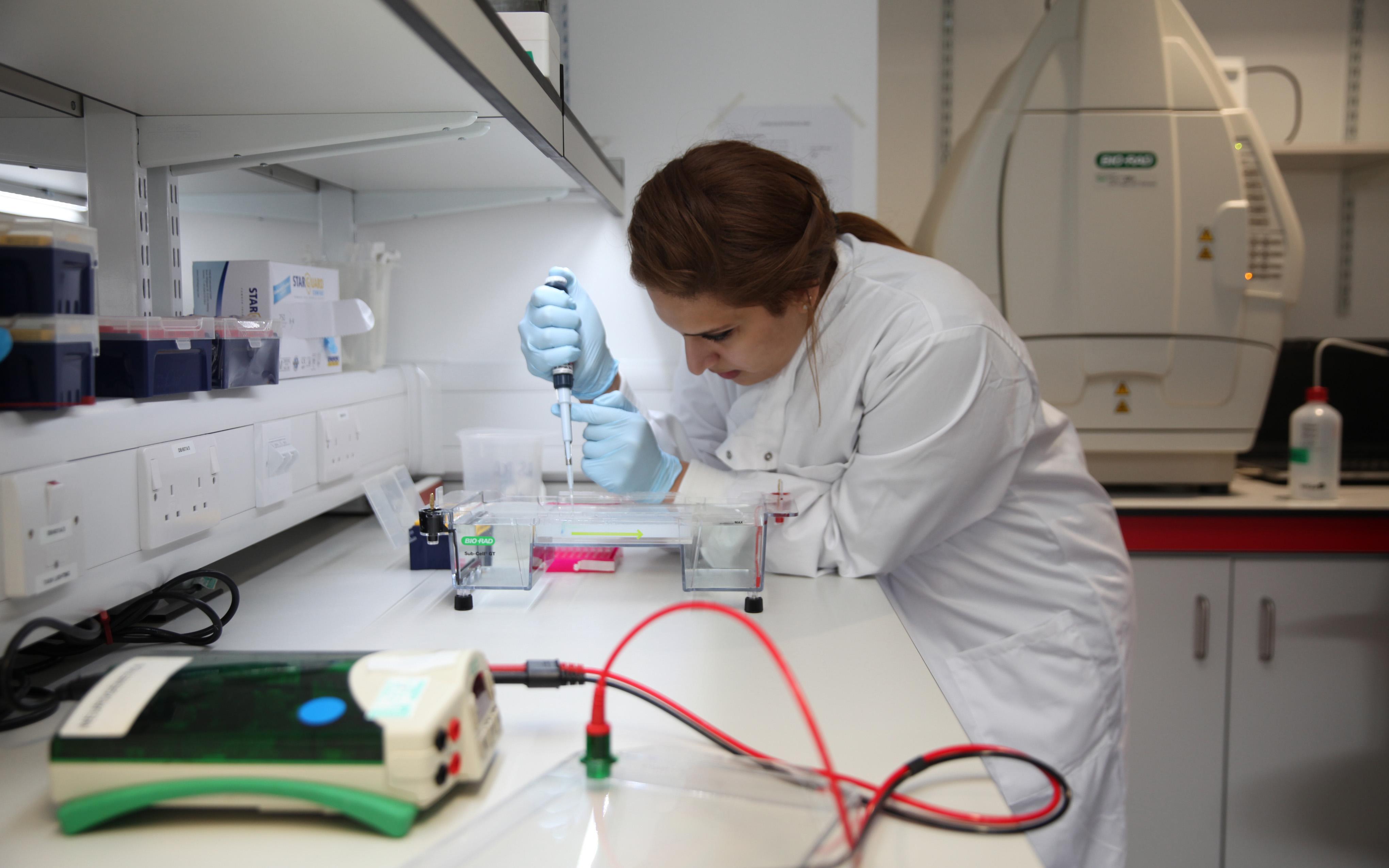 QS lab