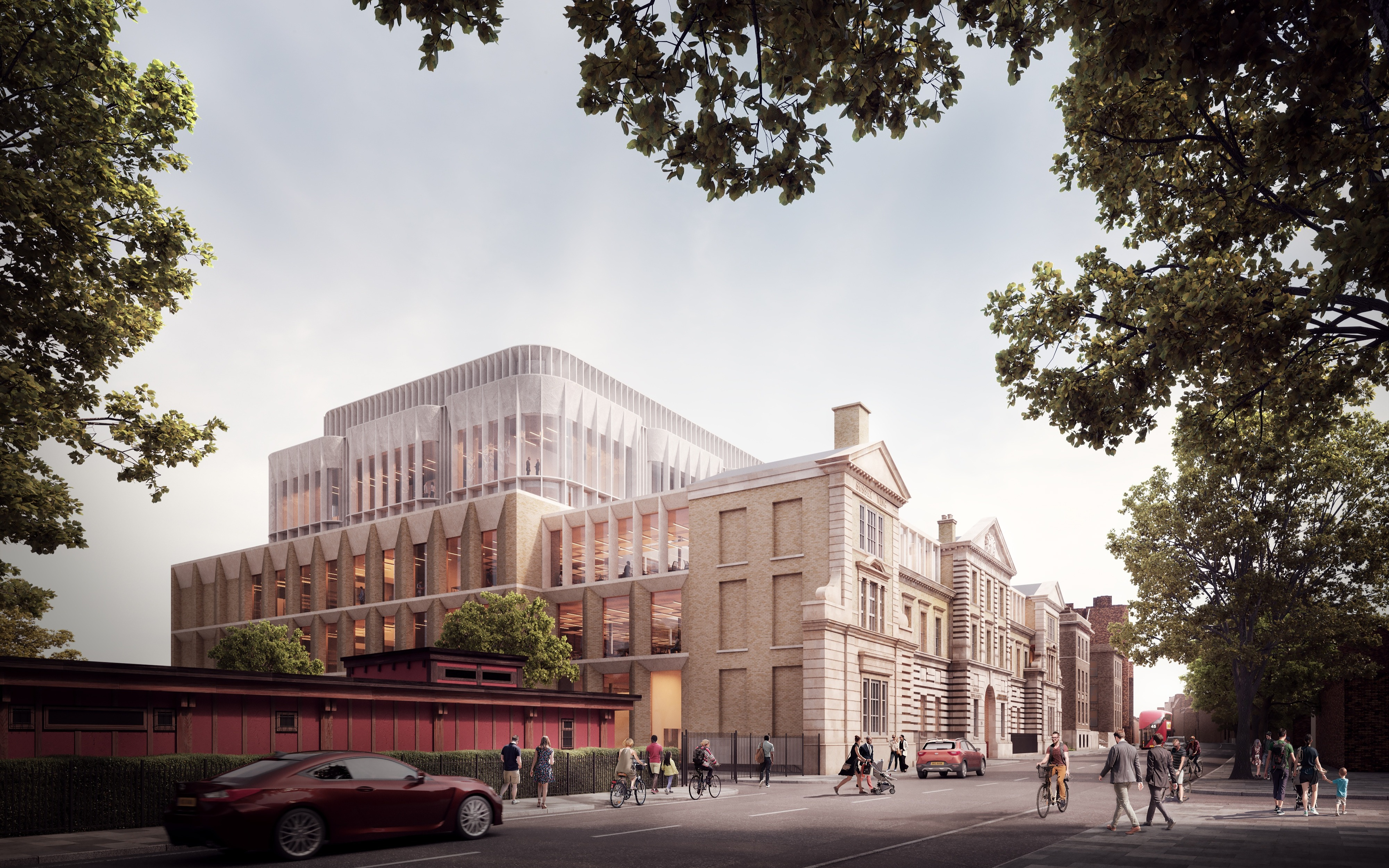 UCL appoints contractor for world-class neurology centre