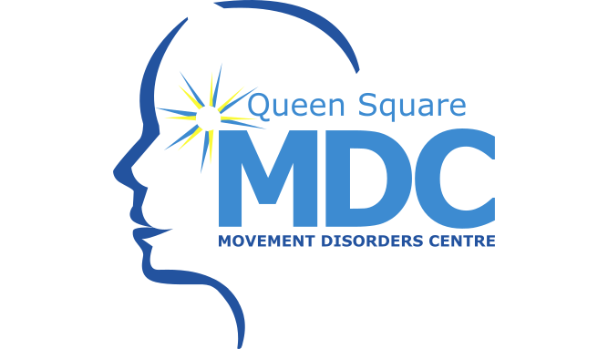 UCL Queen Square Movement Disorders Centre Logo