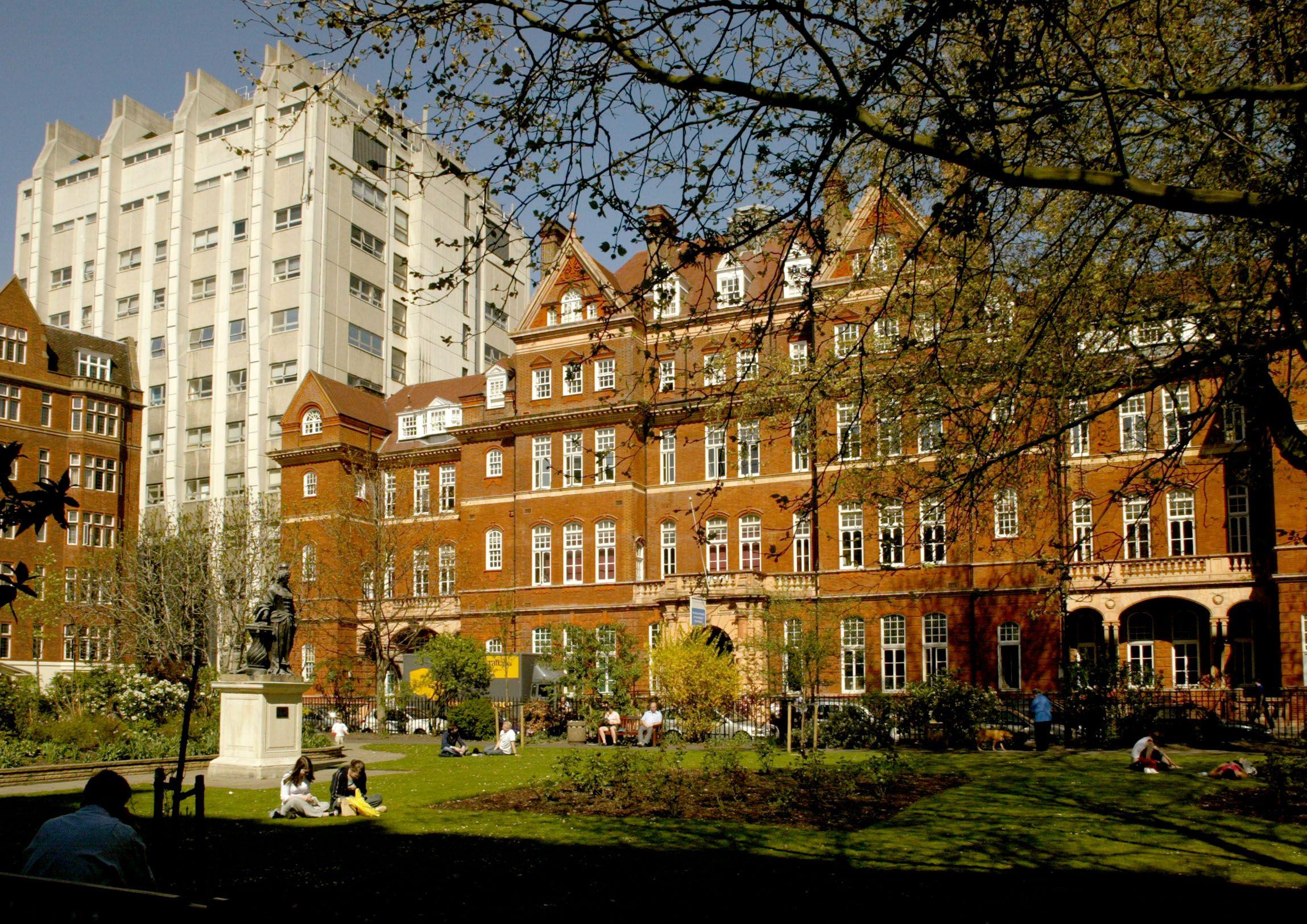 Queen Square buildings