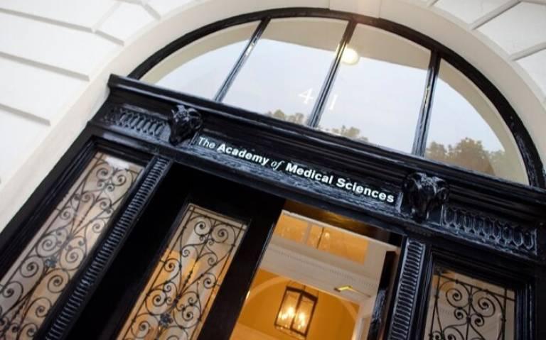 Academy of Medical Sciences entrance