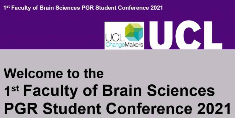 faculty PGR conference