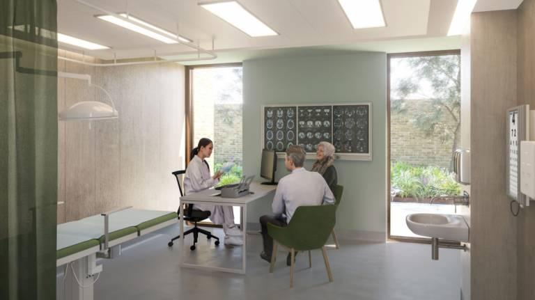 Clinical Neurology office