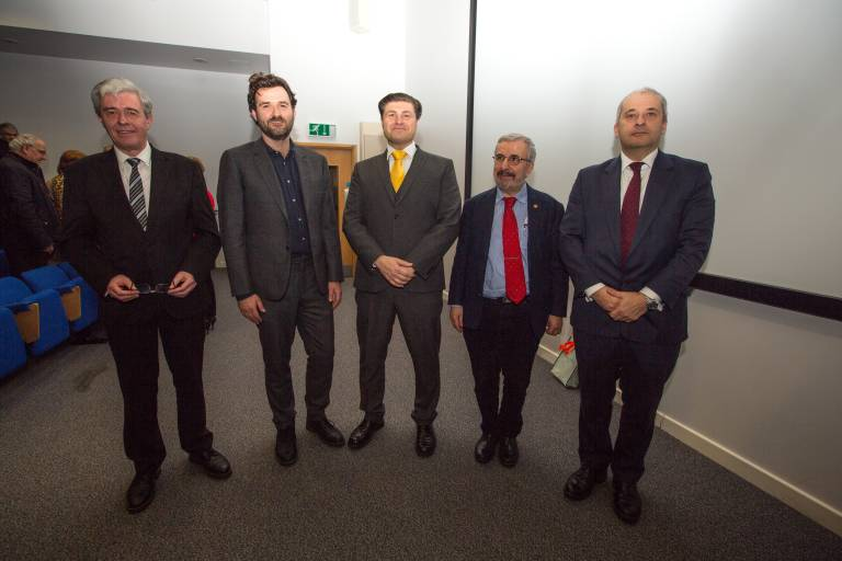 Inaugural lecture group Feb 2020