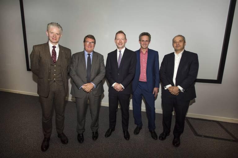 inaugural lecture november 2018 group