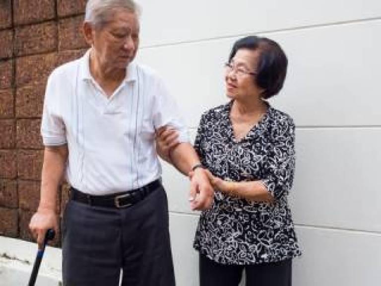 PD-Care couple