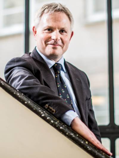 Prof David Werring