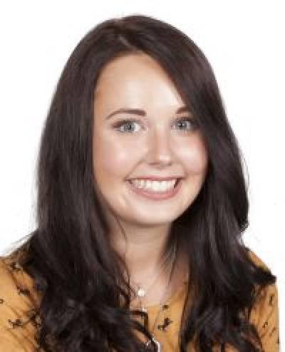 Laura Smith, research technician