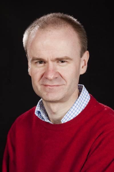 Prof Jason Warren