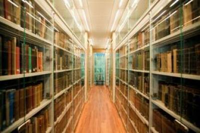 Archives & Rare Books Pod