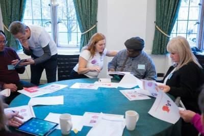world stroke day groupwork