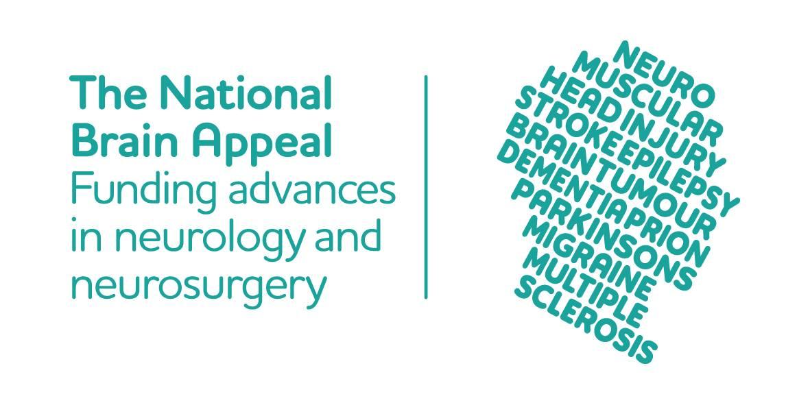 National Brain Appeal logo