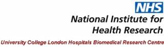 Logo of National Institute for Health Research University College London Hospitals Biomedical Research Rentre