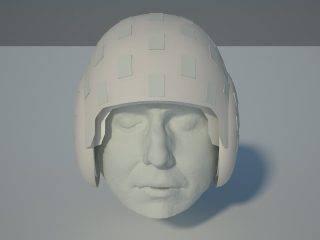 OPM helmet
