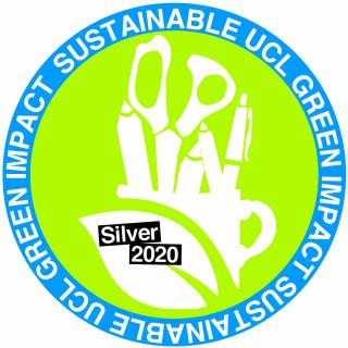 green impact silver logo