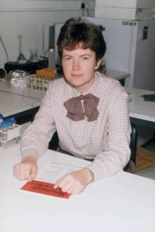 Professor Anita Harding