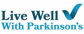 live well with parkinsons logo