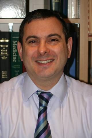 Dr Jeremy Rees