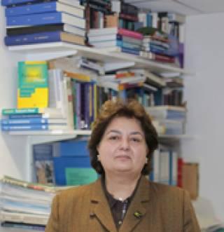 Prof. Marjan Jahanshahi