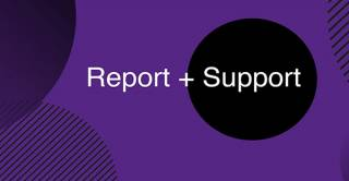 report and support tool