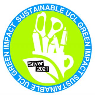 green impact silver award