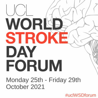 UCL world stroke day forum