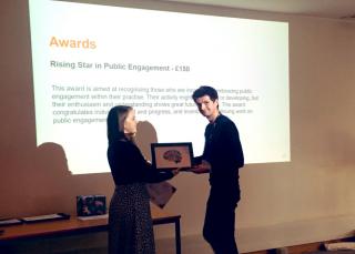 WCHN awards