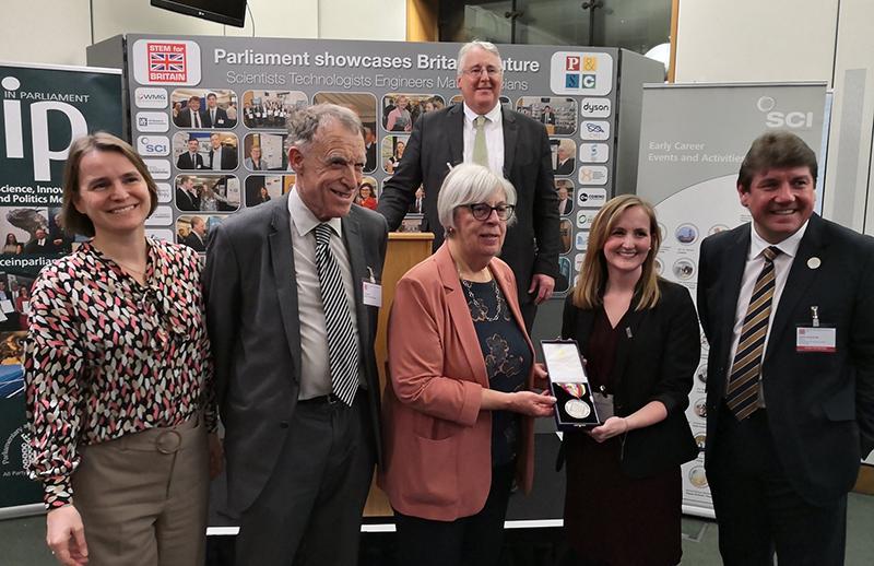 Sarah Houston achievements