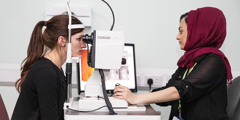 Advanced Optometry and Ophthalmology