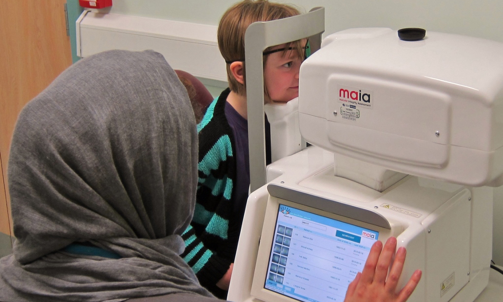 Child vision lab