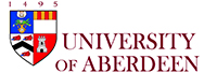 University of Aberdeen logo…