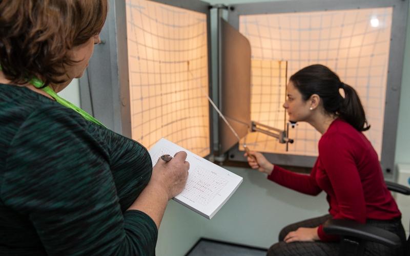 Optometric measurements