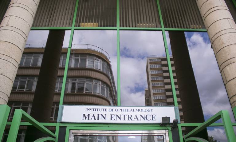 IoO entrance