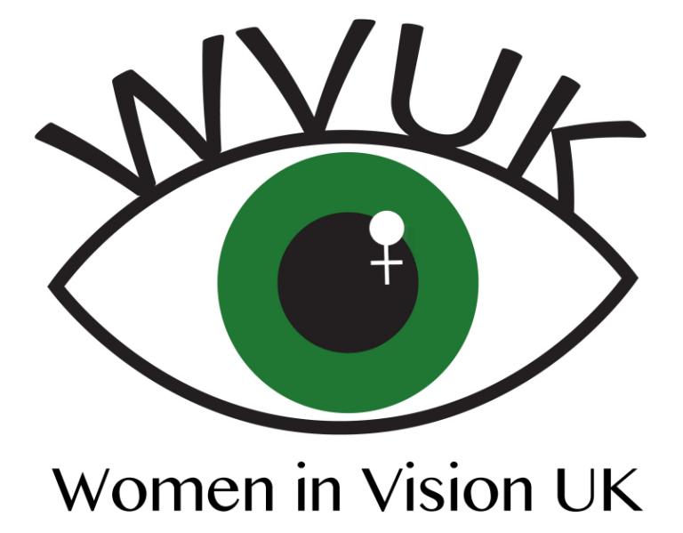 Women in Vision UK logo