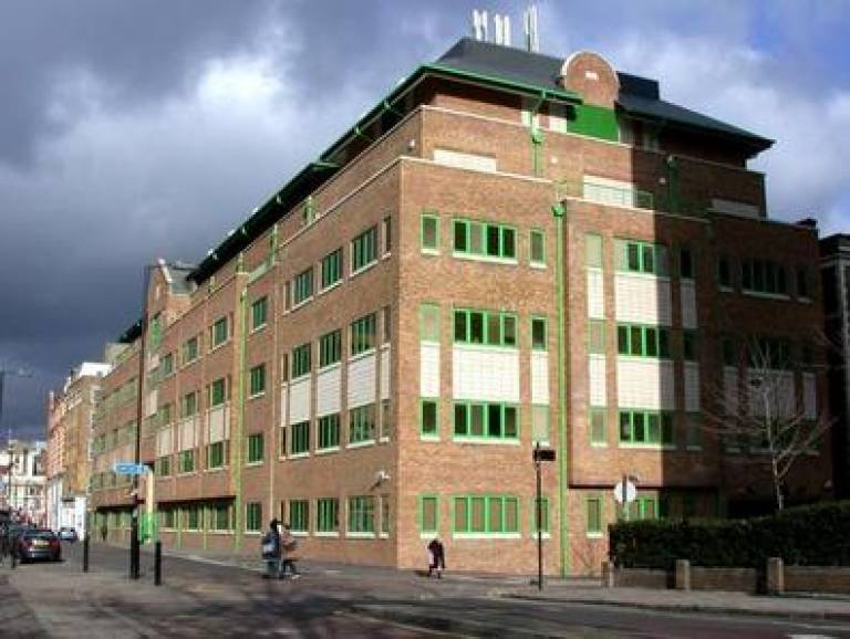 UCL Institute of Ophthalmology…