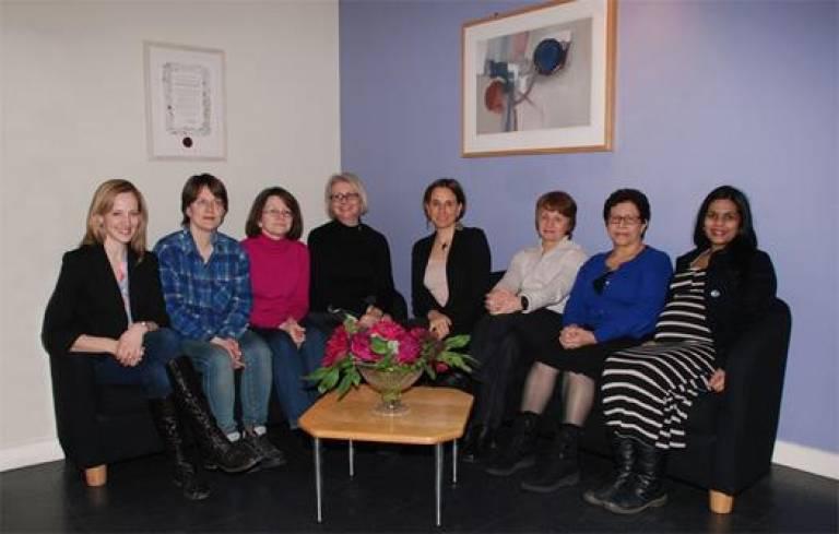 Women at IoO…