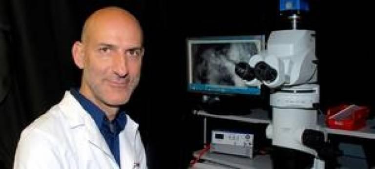 Professor Matteo Carandini…